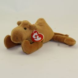 TY Beanie Baby - HUMPHREY the Camel (3rd Gen Hang Tag - Creased ... 83ded7858761