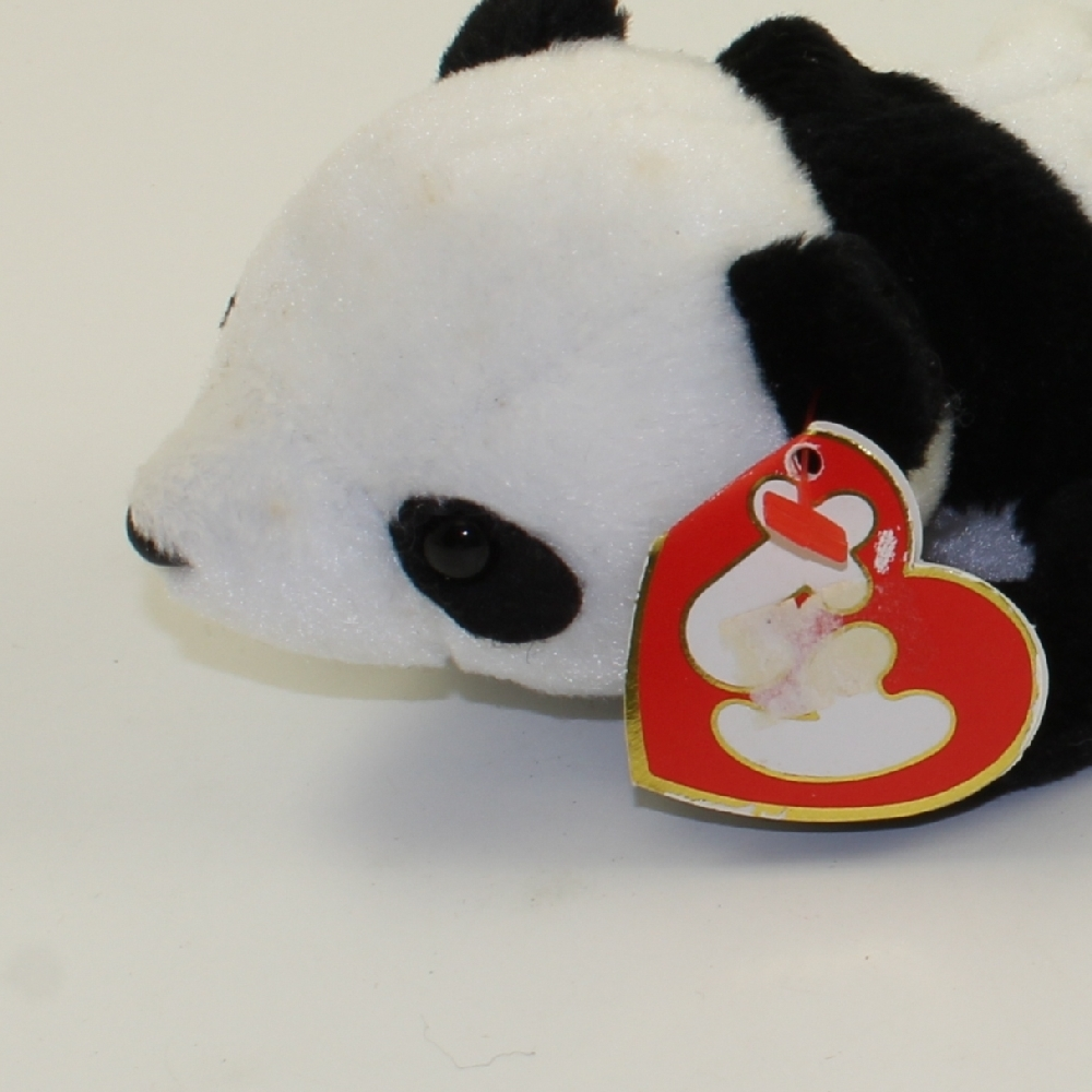 8647a97458e Guaranteed 100% Authentic TY Beanie Baby. (Not the Buddy version) Peking  had a very short production run and was retired quickly.