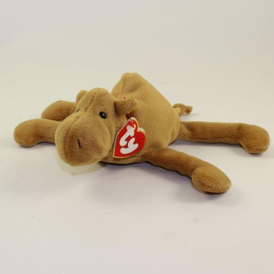 5e1eb4a5409ff TY Beanie Baby - HUMPHREY the Camel (3rd Gen Hang Tag - 99% Mint)   BBToyStore.com - Toys