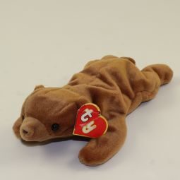 TY Beanie Baby - BROWNIE the Bear (1st Gen Hang Tag - Near Mint) 9e3ec8409fc