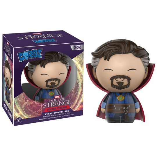 Toys & Hobbies Doctor Strange Bobble Head Vinyl Figure Doctor Strange Action Figure Collectible Model Toy With Retail Box