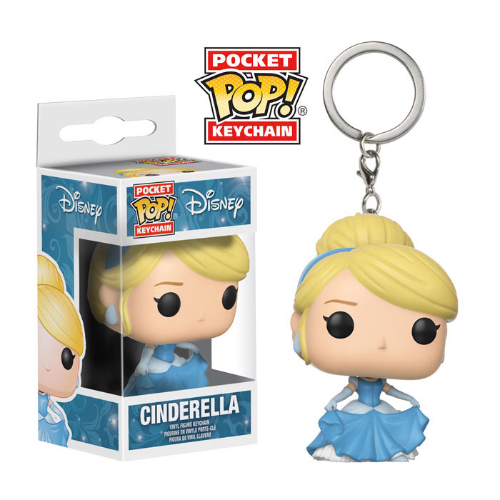 Funko Pocket POP! Keychain - Disney Princesses - CINDERELLA
