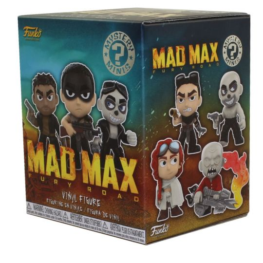 Funko Mystery Minis Vinyl Figure Mad Max Fury Road Blind Box 1