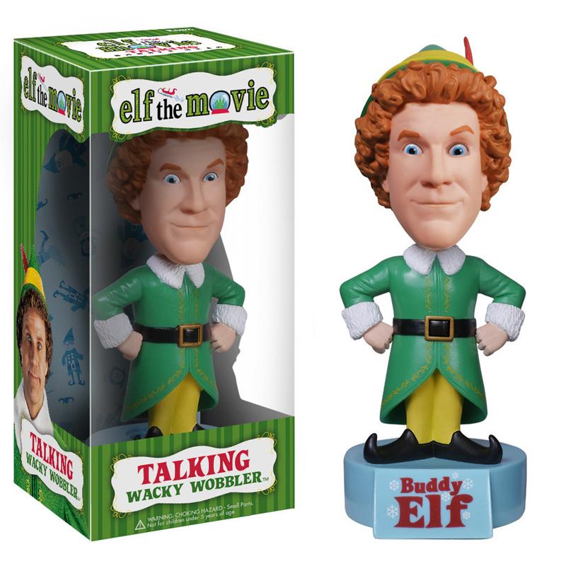 Buddy The Elf Toys 34