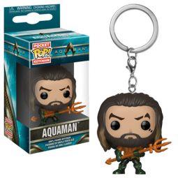 Funko Pocket POP NOUVEAU /& NEUF dans sa boîte Keychain-Justice League Aquaman