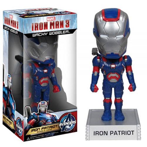 Sideshow Iron Patriot Maquette 007