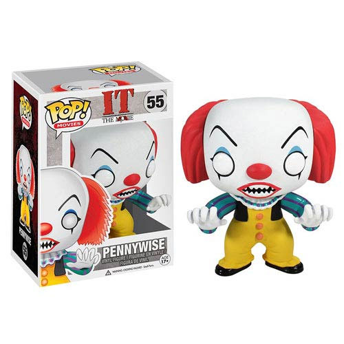 Funko Pop Horror Movie Vinyl Figure Pennywise It 4