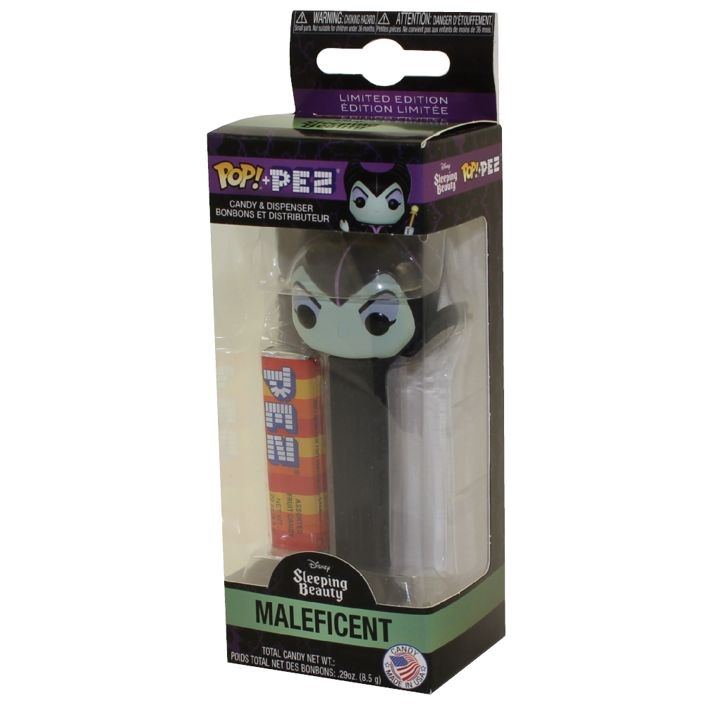 Funko POP! PEZ Dispenser - Disney Villains - MALEFICENT (Sleeping Beauty)