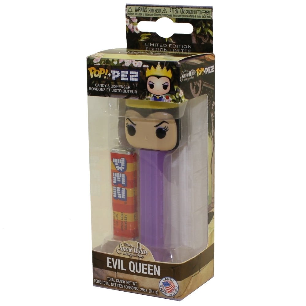 Funko POP! PEZ Dispenser - Disney Villains - THE EVIL QUEEN (Snow White)