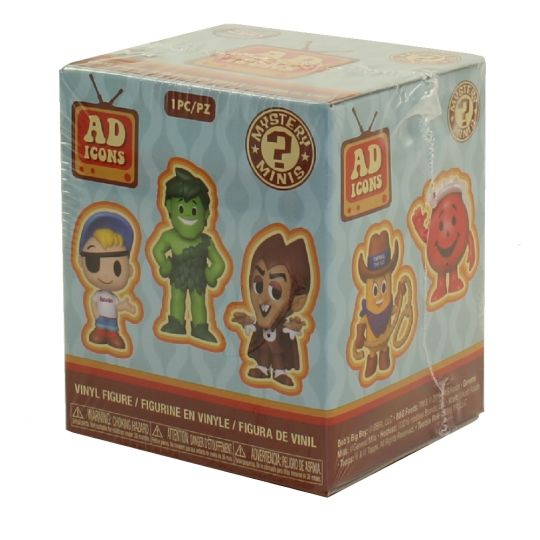 Funko Marvel Series 1 Mymoji Blind Bag Minifigure 4 Blind Bags NEW Toys Mystery