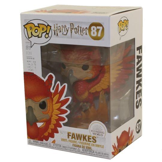 Harry Potter Figurine Pop Funko 87 Fawkes