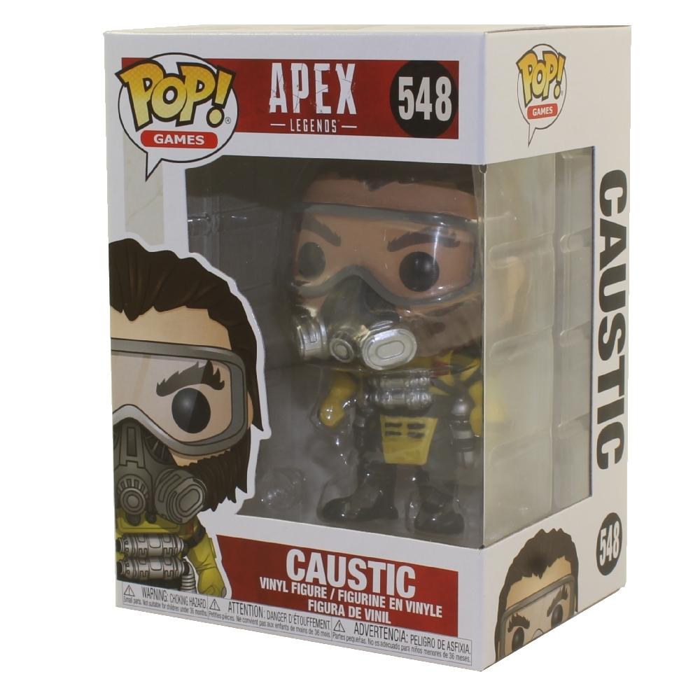 POP Apex Legends Caustic Figure Games