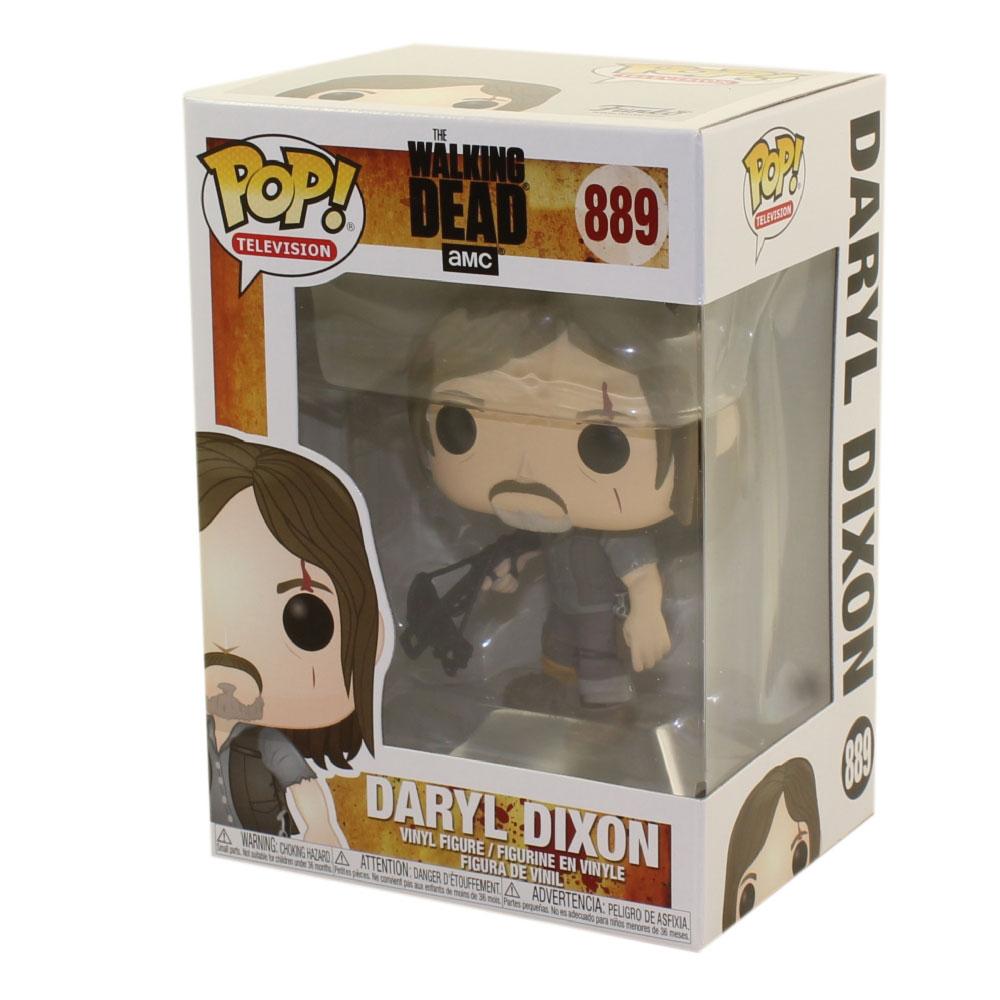 The Walking Dead Daryl Dixon POP Television #889 Vinyl Figure FUNKO