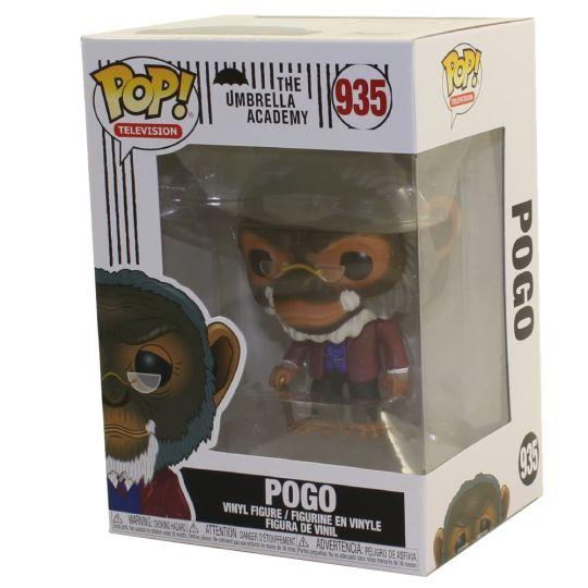 Vinyle Umbrella Academy Pogo Figure #935 Funko Pop
