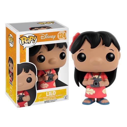 Funko Pop Disney Lilo Amp Stitch Vinyl Figure Lilo 4