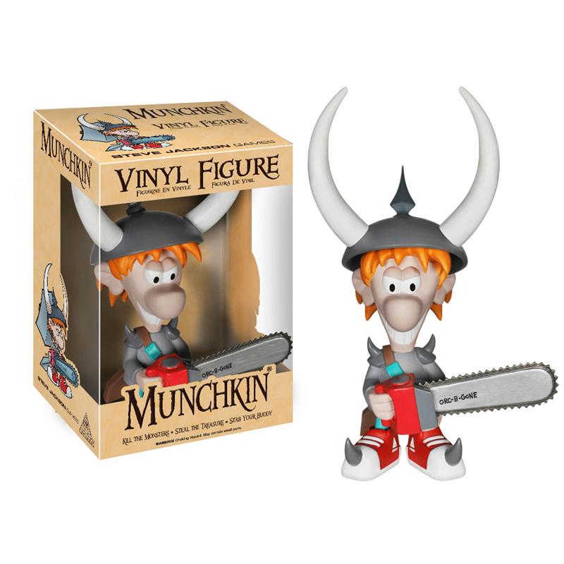 Funko Munchkin Collectible Vinyl Figure Spike
