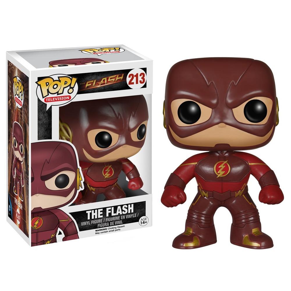 Funko Pop Tv The Flash Vinyl Figure The Flash