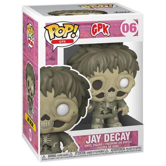 Funko Pop Vinyl Jay Decay Figure Garbage Pail Kids 06