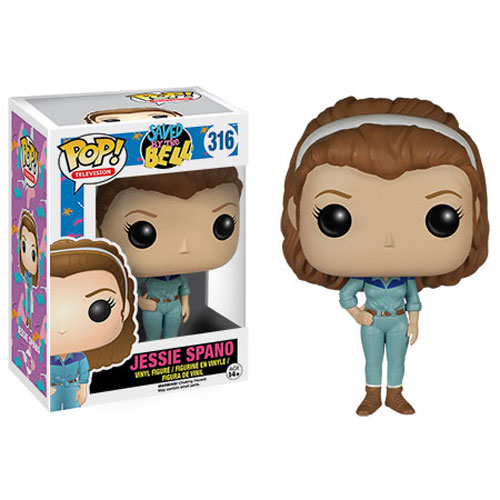 Funko Pop Television Saved By The Bell Jessie Spano