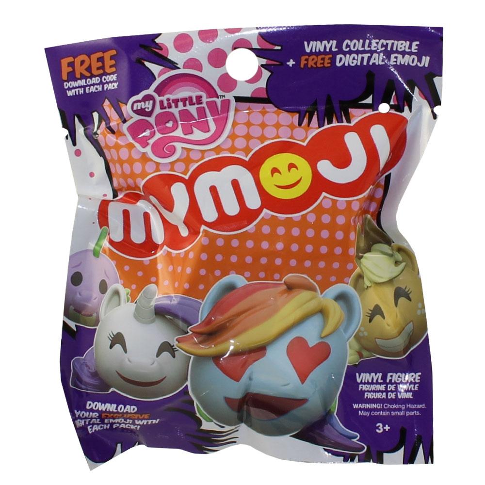 Funko Mymojis Toys Plush Trading Cards Action Bott Pop Fnaf Chica 108 Mymoji Mlp Emoticons Faces Blind Pack 1 Random Figure 15