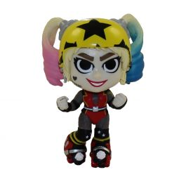 Caution Tape HARLEY QUINN Funko Mystery Mini Figure Birds of Prey 2.5 inch
