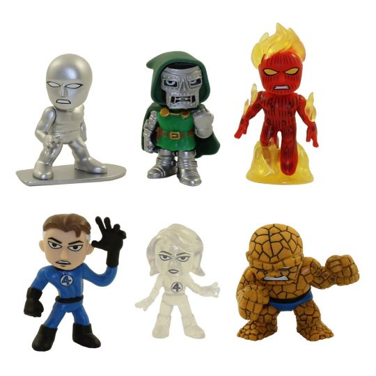 New Funko Bethesda All Stars Mystery Minis Mini-Figure Blind Boxes Lot of 4