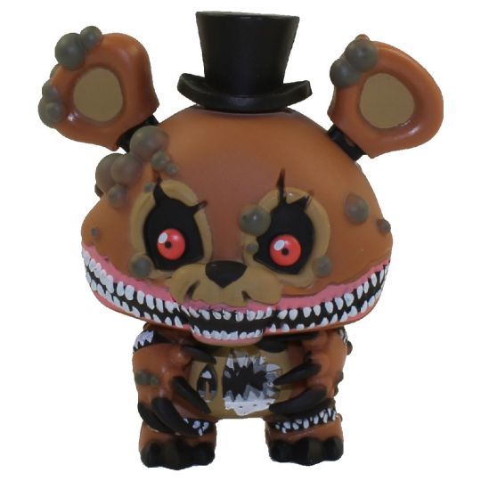 Funko Mystery Minis Vinyl Figure Fnaf The Twisted Ones Twisted