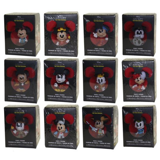 90th Anniversary Choice Materials Supply Brand New In Box Tsum Tsum Mickey Steamboat Willie Set