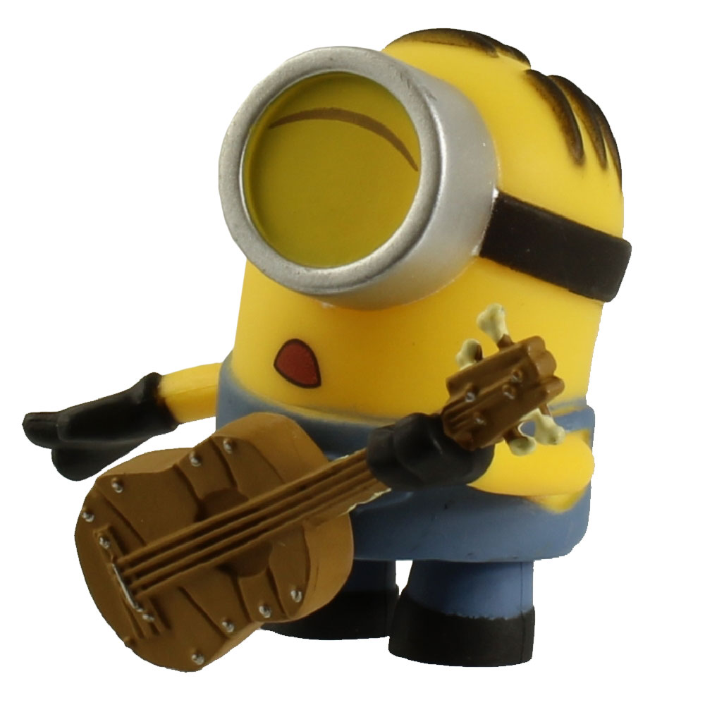 Minion Stuart With Guitar Minions Movie Guitar