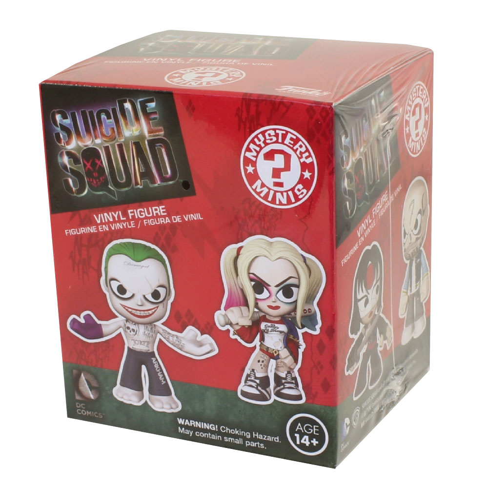 Funko Mystery Minis Vinyl Figure - Suicide Squad - Blind PACK
