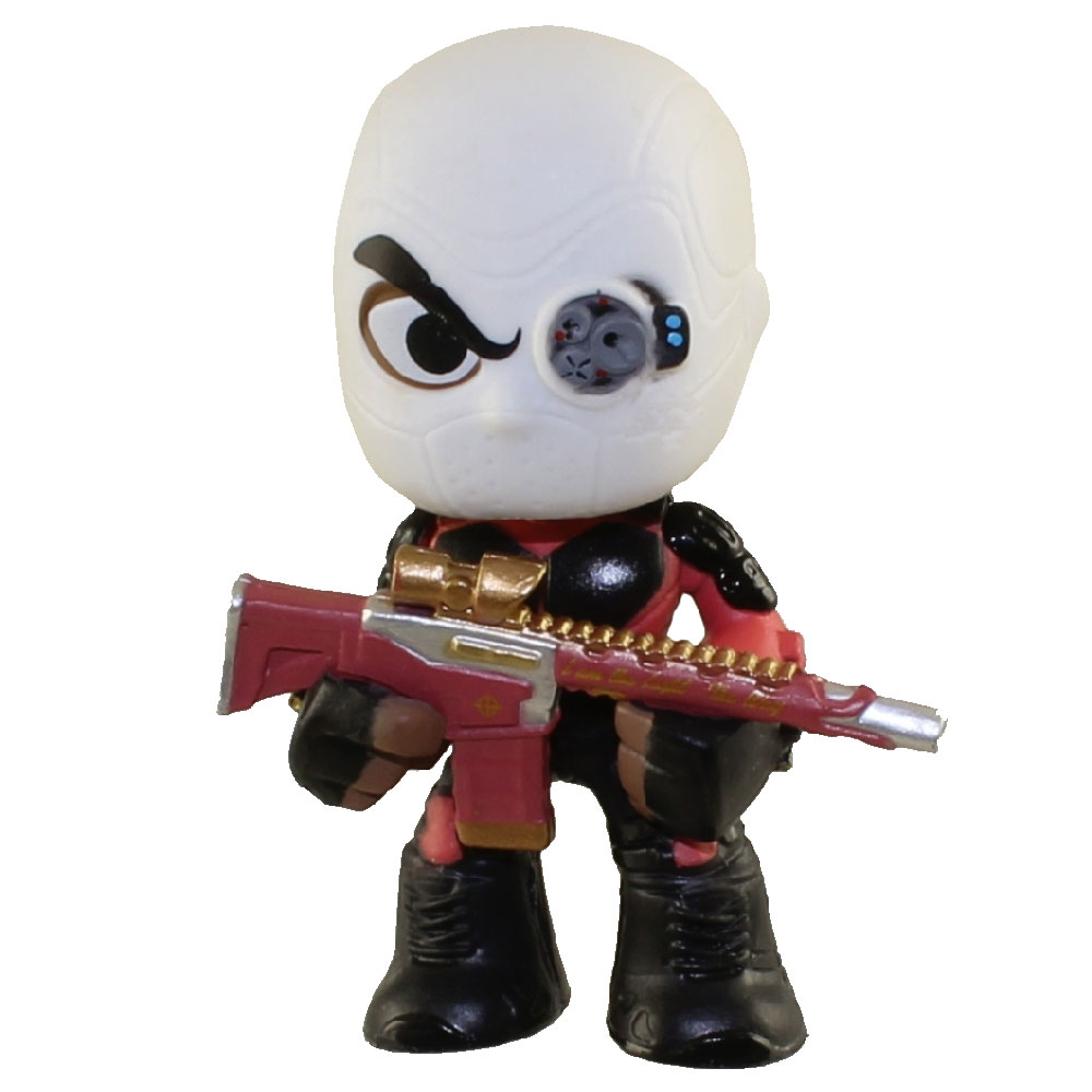 Funko Mystery Minis Vinyl Figure - Suicide Squad - DEADSHOT (Masked)
