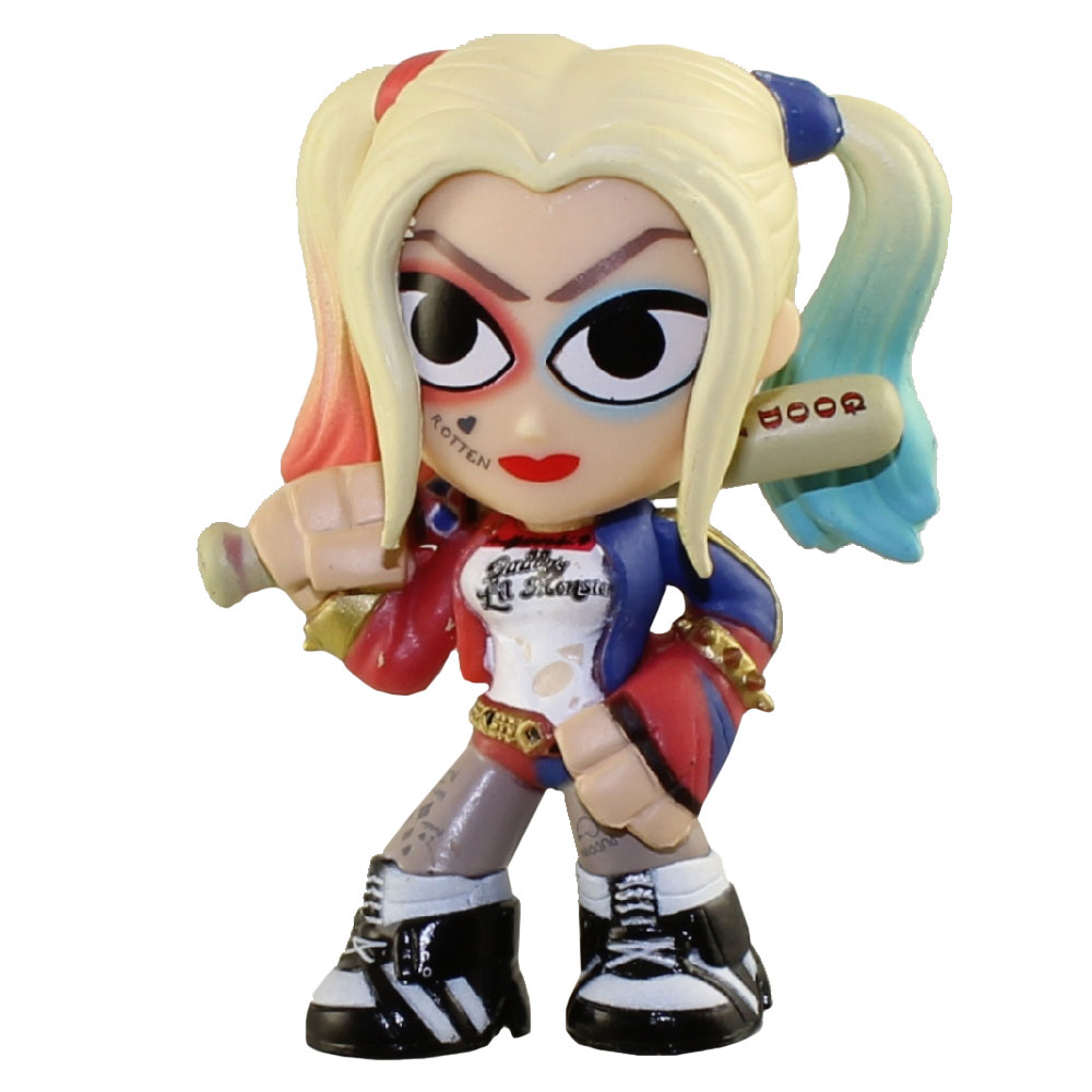 Funko Mystery Minis Vinyl Figure - Suicide Squad - HARLEY QUINN with Bat