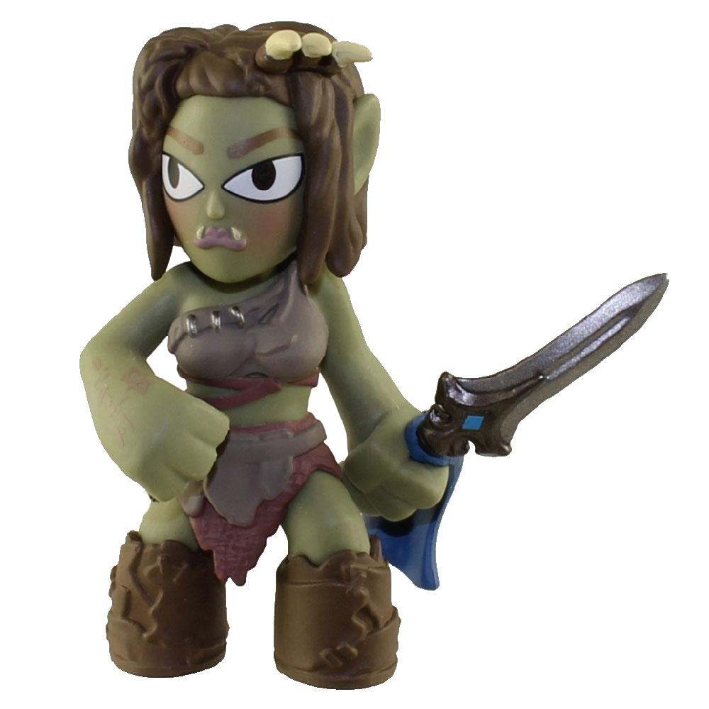 Funko Mystery Minis Vinyl Figure Warcraft Movie Garona