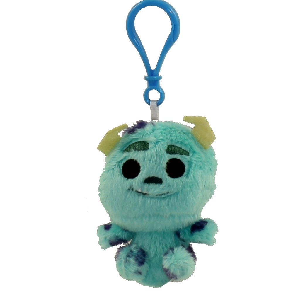 Funko Mystery Mini Plush Clips - Disney / Pixar Series 1 - SULLEY (Monsters Inc.)