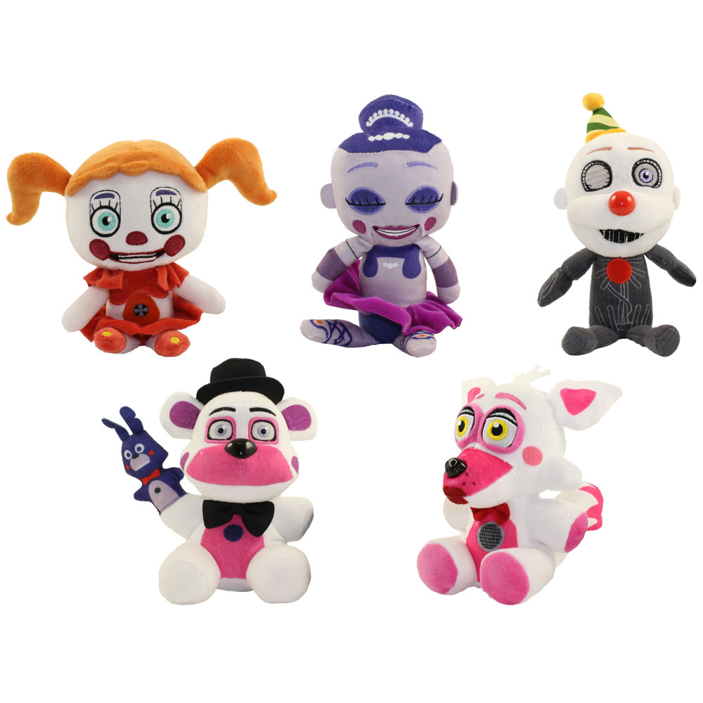 Baby Freddy Toys : Funko collectible plush five nights at freddy s sister