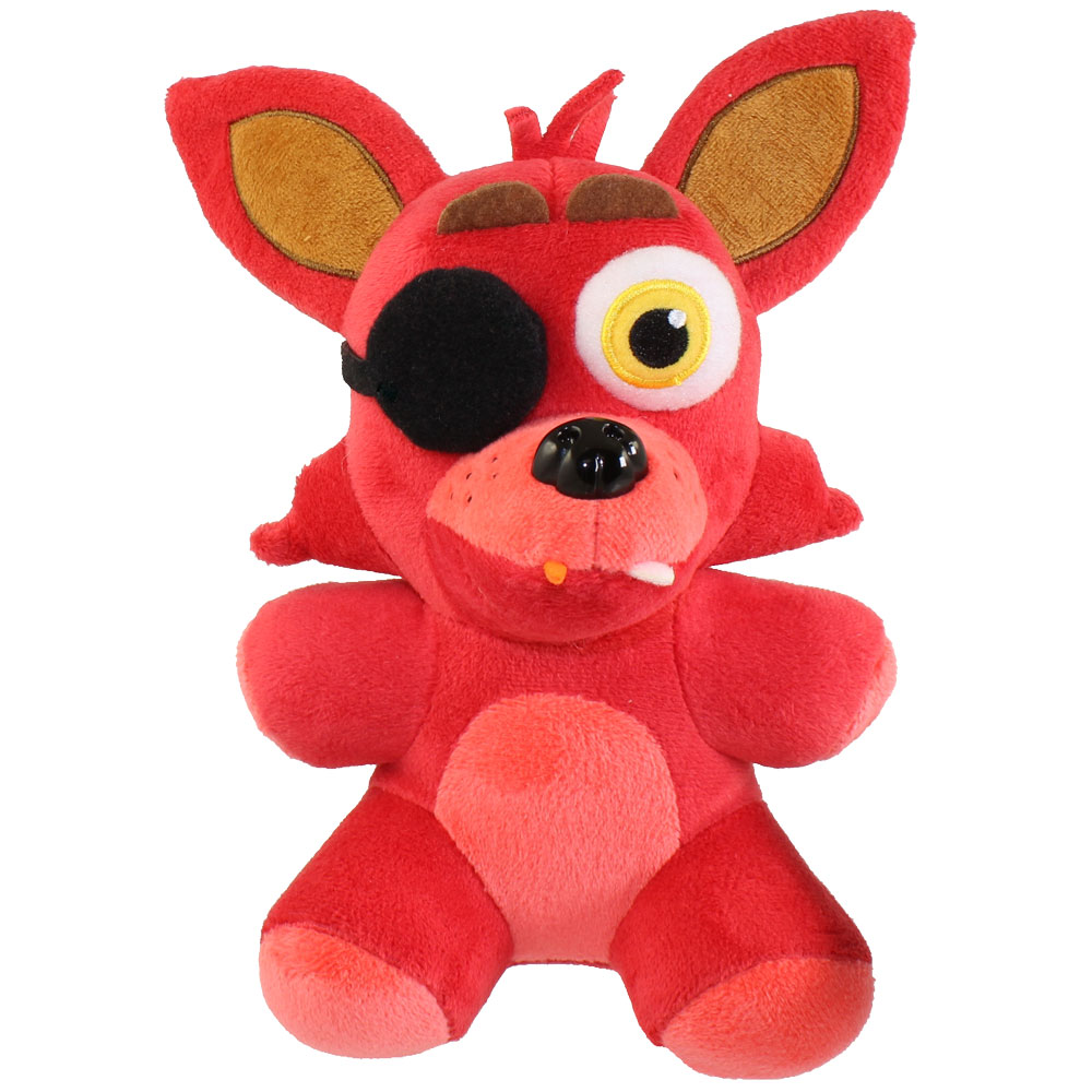 Fnaf Foxy Plushie For Sale - Funko collectible plush five nights at freddy s foxy 6 inch