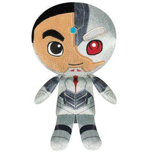 Funko Hero Plushies - Justice League S1 - CYBORG (8 inch)