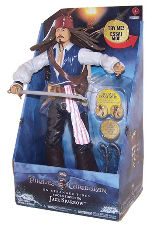 Jack Sparrow Action Figure