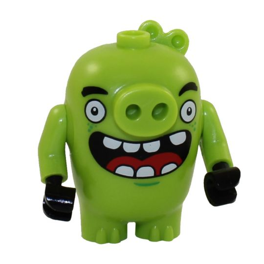 NEW PIGGY 1 FIGURE BEST PRICE LEGO THE ANGRY BIRDS MOVIE FREE GIFT