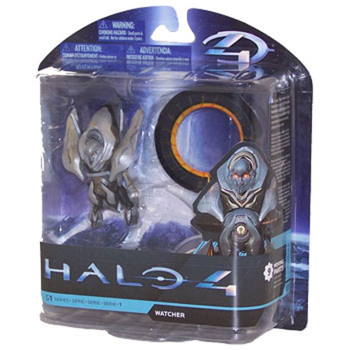 McFarlane Toys Action Figure - Halo 4 Series 1 - WATCHER ...