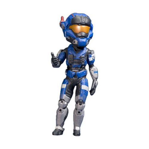 McFarlane Toys Action Figure - Halo Avatar Figures Series 1 - CARTER (2 5  inch)