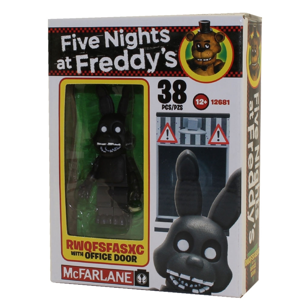 Mcfarlane Toys Building Micro Sets Five Nights At Freddy