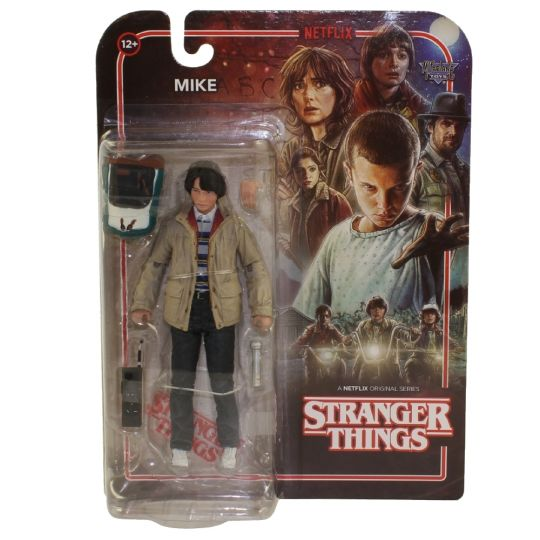 "In STOCK Mcfarlane Toys Netflix Stranger Things /""Lucas/"" Action Figure"