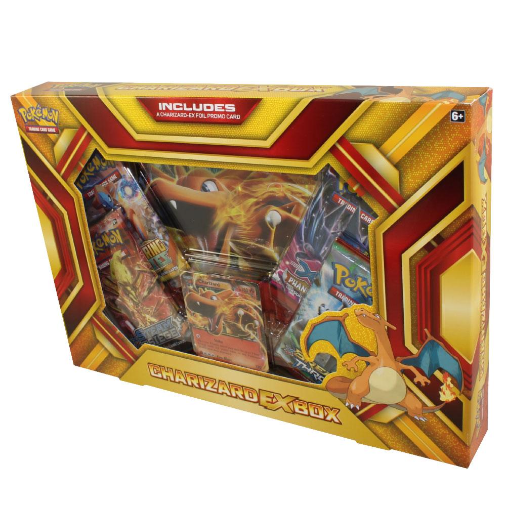 Pokemon Cards Charizard Ex Box Fire Blast 1 Holo 1