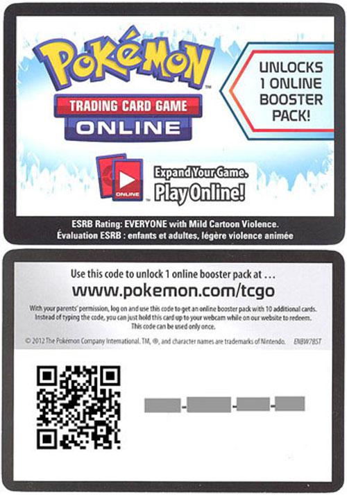 Pokemon tcg online redeem code generator