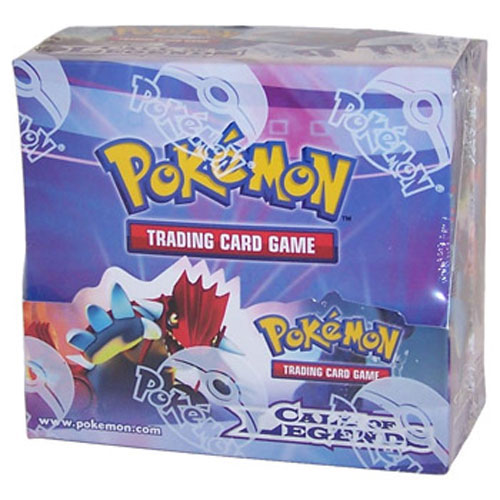 Pokemon Cards - CALL OF LEGENDS - Booster Box ( 36 Packs )