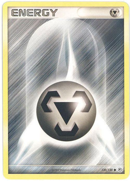 Pokemon Card METAL ENERGY silver BBToyStorecom
