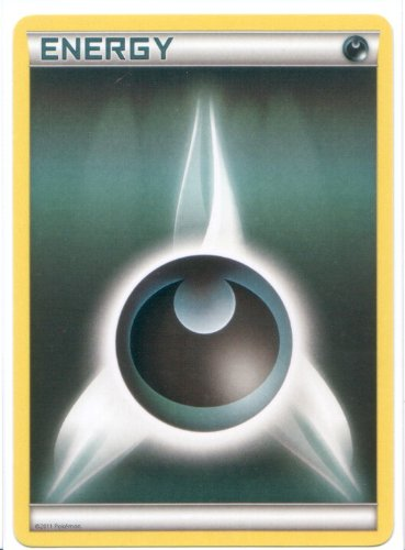 Pokemon Card DARKNESS ENERGY black BBToyStorecom