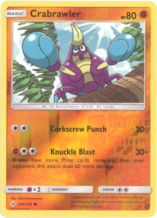 Common Reverse Holo Card 102//214 Riolu Pokemon TCG SM10 Unbroken Bonds