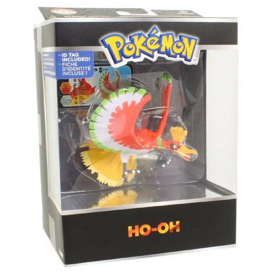 1e05029f Pokemon Tomy Trainer's Choice Legendary Figure - HO-OH (4 inch):  BBToyStore.com - Toys, Plush, Trading Cards, Action Figures & Games online  retail store ...